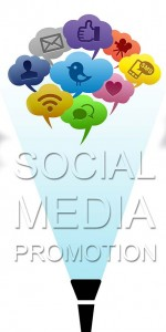 social media optimisation and promotion