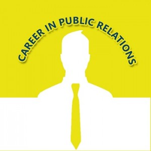 How to build a career in public relations