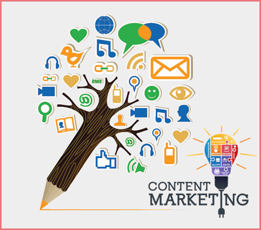 content marketing - PR firm