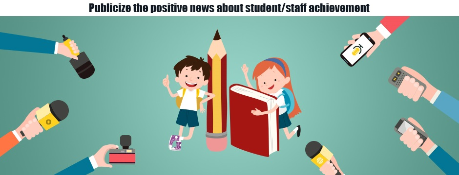 Public Relations does work for Educational Agencies2